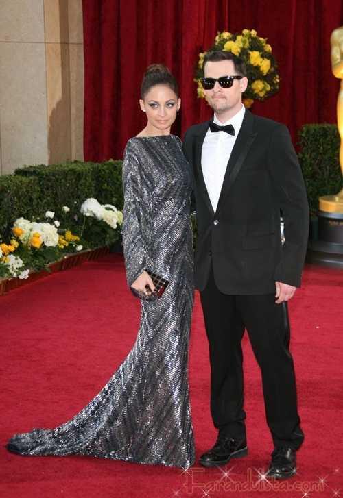 Nicole Richie ya se siente casada con Joel Madden