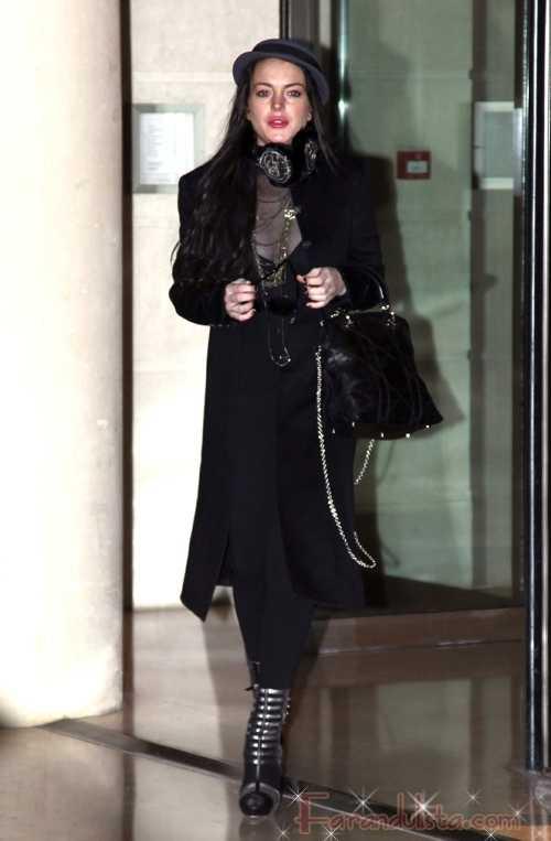 El Obituario de Lindsay Lohan pre escrito? Temen que pronto muera