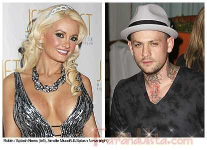 Holly Madison y Benji Madden?? WTF?