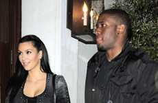 Guess what? Kim Kardashian y Reggie Bush terminan de nuevo!