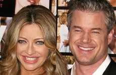 Eric Dane y su esposa Rebecca Gayheart son padres de una niña