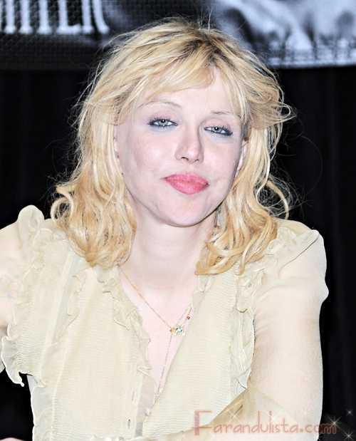 Courtney Love: Gavin Rossdale le fue infiel a Gwen conmigo!