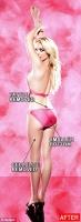 Britney Spears permite que publiquen sus fotos sin photoshop