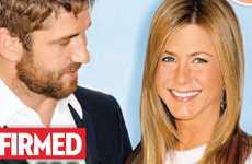 Jennifer Aniston entre Brad Pitt y Gerard Butler – Segun los tabloides