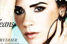 Victoria Beckham en Vogue magazine – Germany – Mayo 2010
