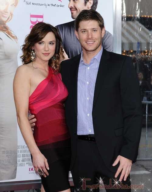Supernatural Jensen Ackles se casa con Danneel Harris - Gossip Gossip!