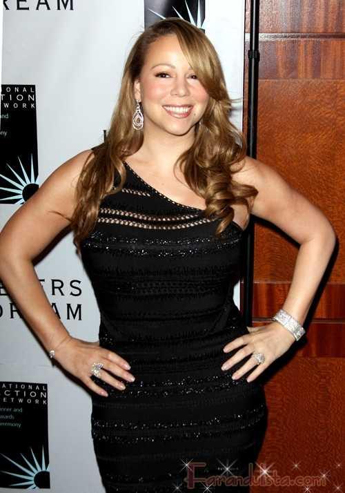 Rumor 3028: Mariah Carey embarazada?