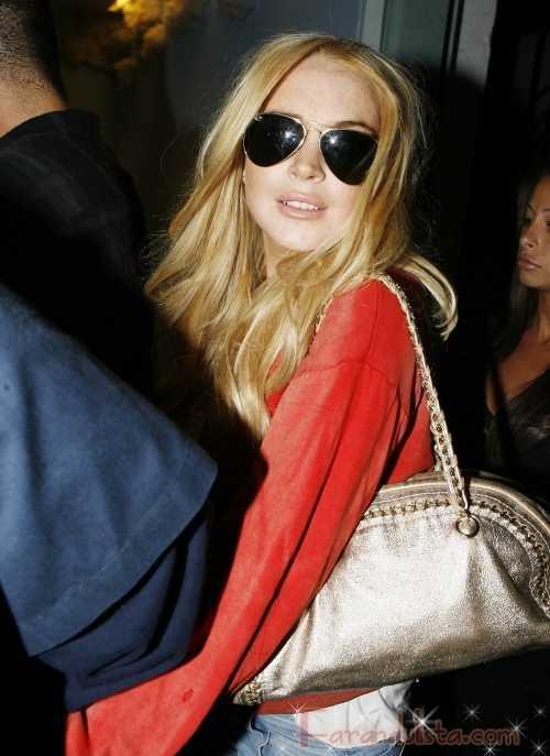 Lindsay Lohan es rubia otra vez - Gossip Gossip!