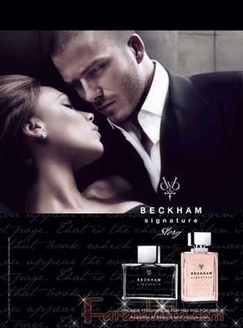 Los Beckhams posan para Signature S/S 2010 - Gossip!