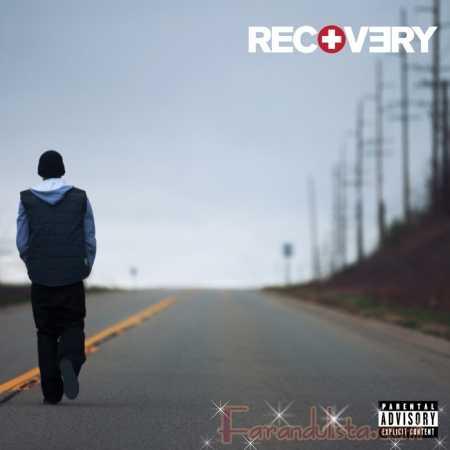 Recovery el nuevo album de Eminem - Portada y Tracklist