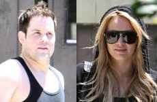 Hilary Duff con su prometido en el gym