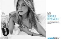 Jennifer Aniston HOT! HOT! en nuevas promos de Smartwater