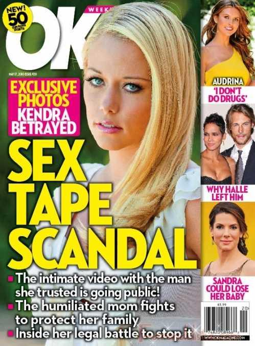 OMG!! Kendra Wilkinson tiene un sex tape..? Fin de Mundo!! OK!