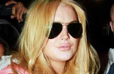 Lindsay Lohan es rubia otra vez – Gossip Gossip!