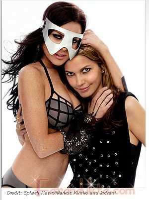 Lindsay Lohan niega romance con fotógrafa de 36, Indrani