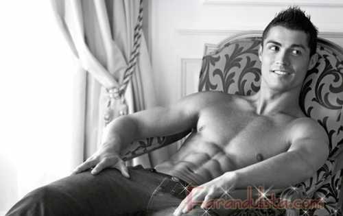 Cristiano Ronaldo para Armani Underwear - Jeans Fall/Win 2010 -11