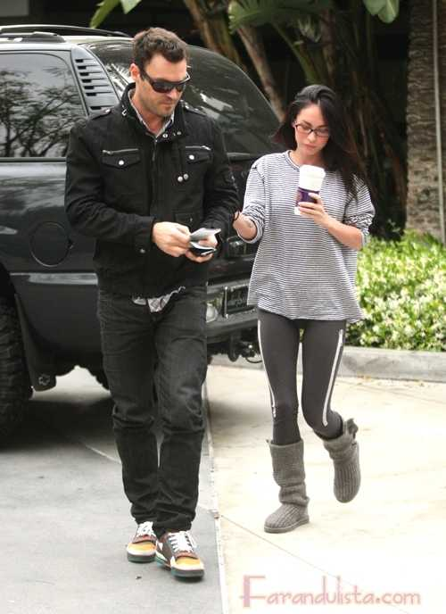 Megan Fox y Brian Austin Green se casaron en Hawaii