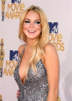 Lindsay Lohan en los MTV Movie Awards 2010