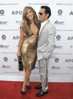 Jennifer Lopez en los 2010 Apollo Theater Spring Benefit