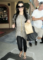 Kim Kardashian inmortalizada en el Madame Tussauds