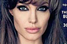 Angelina Jolie en Vanity Fair Agosto 2010