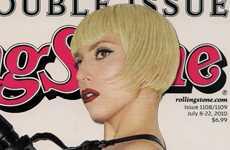 Lady Gaga en Rolling Stone magazine Julio 2010