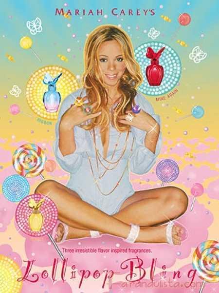WTF?? Mariah Carey Lollipop Bling - Promo