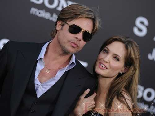 Angelina Jolie & Brad Pitt gana demanda contra tabloide en la UK