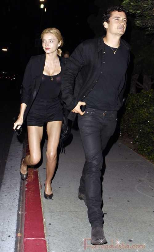 Miranda Kerr embarazada?