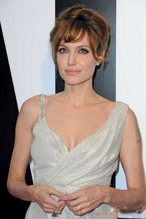 Angelina Jolie apoya a Jennifer Aniston - Believe it or Not!