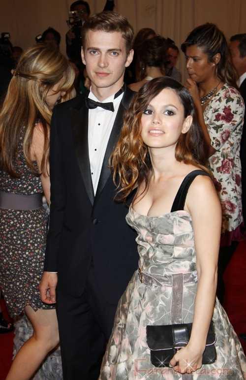 Rachel Bilson y Hayden Christensen terminan su noviazgo - Gossip!