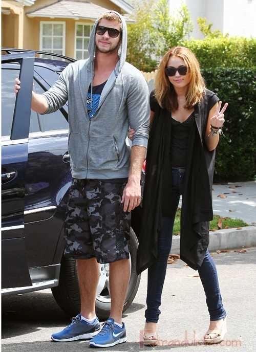 Miley Cyrus y Liam Hemsworth terminaron
