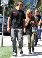 Brody Jenner tiene nuevo corte con una A de Avril --- Vean las fotos!