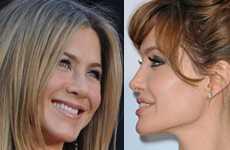 Angelina Jolie apoya a Jennifer Aniston - Believe it or Not!
