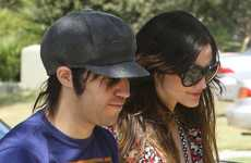 Ashlee Simpson & Pete Wentz: La pareja mas  HOT!