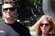Brody Jenner tiene nuevo corte con una A de Avril — Vean las fotos!