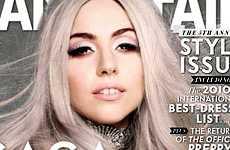 Lady Gaga consume cocaina - Vanity Fair Magazine