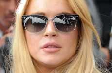 Lindsay Lohan no es adicta... WHAT??