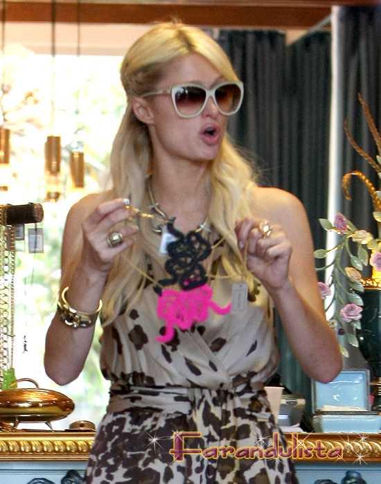 Paris Hilton se declara culpable por posesión de cocaína