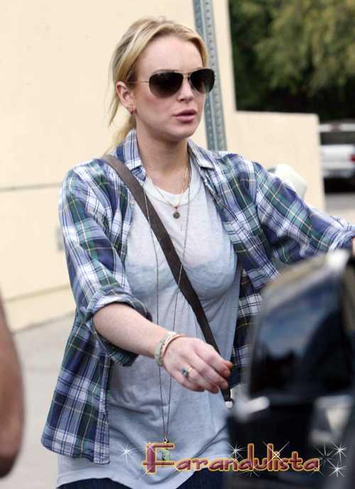 Emiten orden de Arresto para Lindsay Lohan