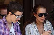 Lindsay Lohan y Samantha Ronson juntas de nuevo?