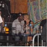 Chelsea Hadler y 50 Cents en una cita?