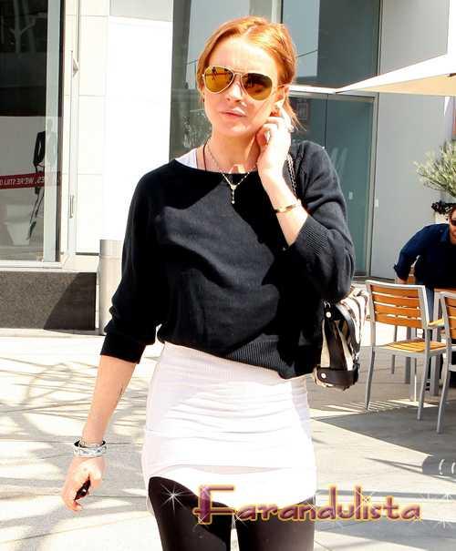 Lindsay Lohan culpa a su padre |LiLo: Dad, It's your fault|