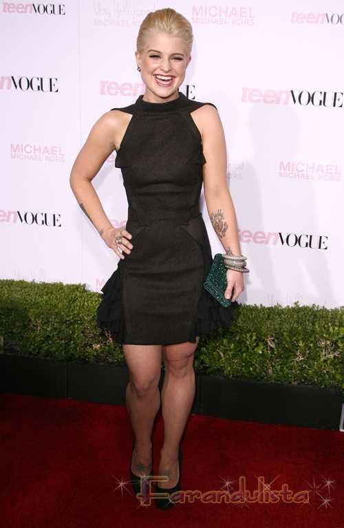 Kelly Osbourne bye bye tattoos!