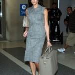Victoria Beckham estoica ante el escándalo