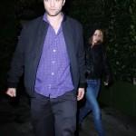 Robert Pattinson y Kristen Stewart a escondidas