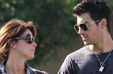 Joe Jonas loco por Ashley Greene… Aiiinss Love!
