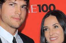 Ashton Kutcher y Demi Moore en un viaje Espiritual
