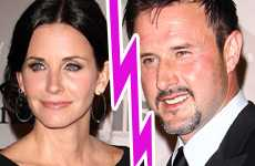 Courteney Cox y David Arquette se separan | Courteney Cox & David Arquette split |