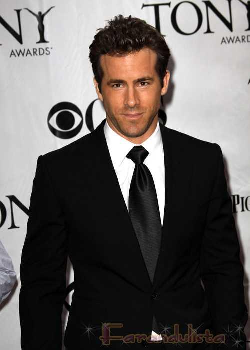 Ryan Reynolds es el Hombre Vivo mas Sexy 2010